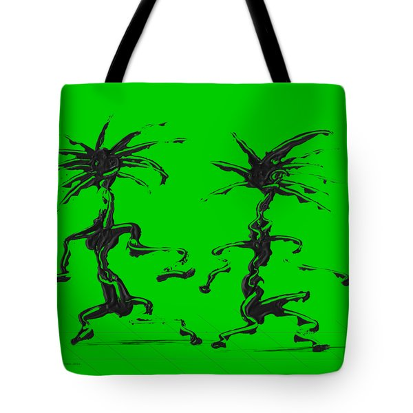 Dancing Couple 5 Tote Bag