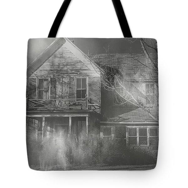 Dancing Ghosts Tote Bag
