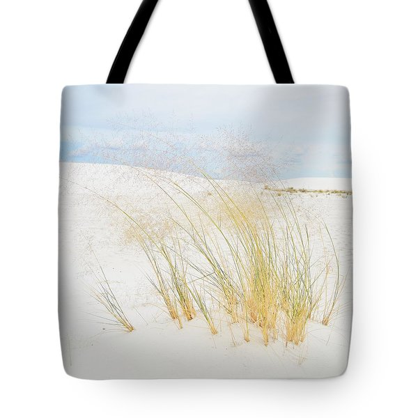 Dancing Grass Tote Bag