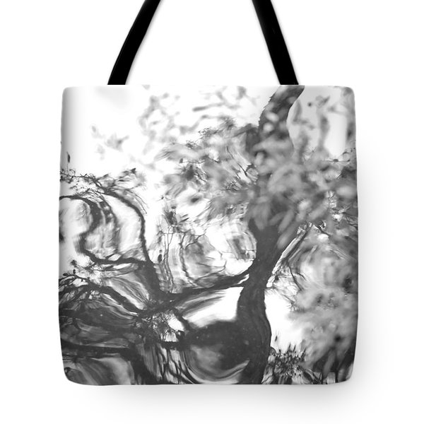 Dancing Leaves Tote Bag