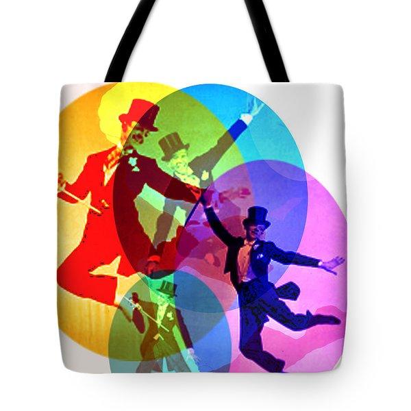 Dancing On Air Tote Bag