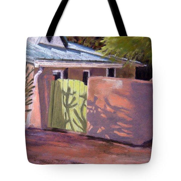 Dancing Shadows Tote Bag by Julie Maas