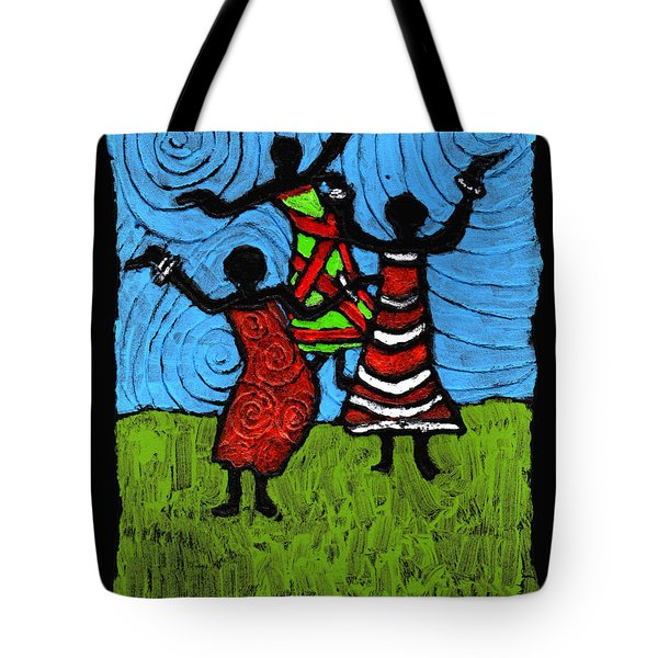 Dancing So Good I Started To Fly Tote Bag
