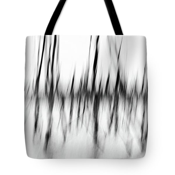 Dancing Trees Tote Bag by Darren White