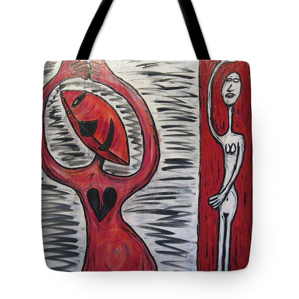 Dancing Until My Heart Breaks Tote Bag