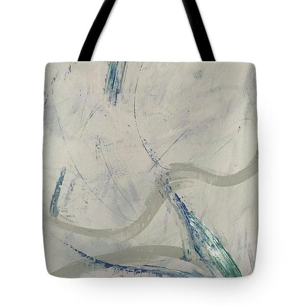 Dancing Water Tote Bag