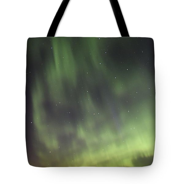 Tote Bag featuring the photograph Dancing With The Dipper by Larry Ricker