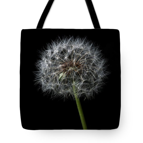 Tote Bag featuring the photograph Dandelion 1 by James Sage