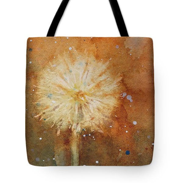 Dandelion Clock 1 Tote Bag