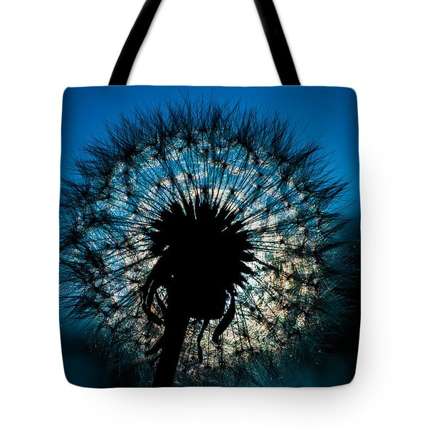 Dandelion Dream Tote Bag by Jason Moynihan