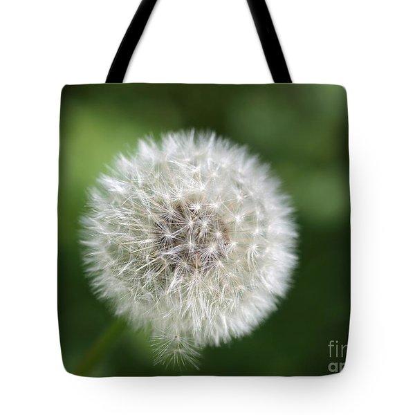 Dandelion - Poof Tote Bag