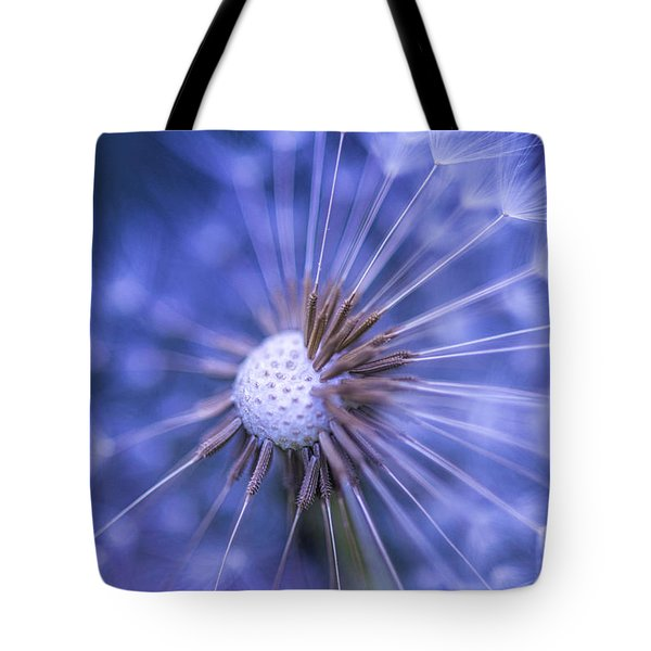 Dandelion Wish Tote Bag by Alana Ranney