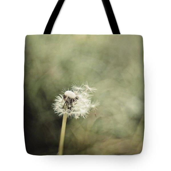 Dandelion  #lensbaby #composerpro Tote Bag
