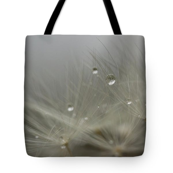 Tote Bag featuring the photograph Dandy Dew Two by Brian Hale