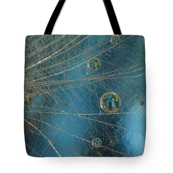 Dandy Drops Tote Bag