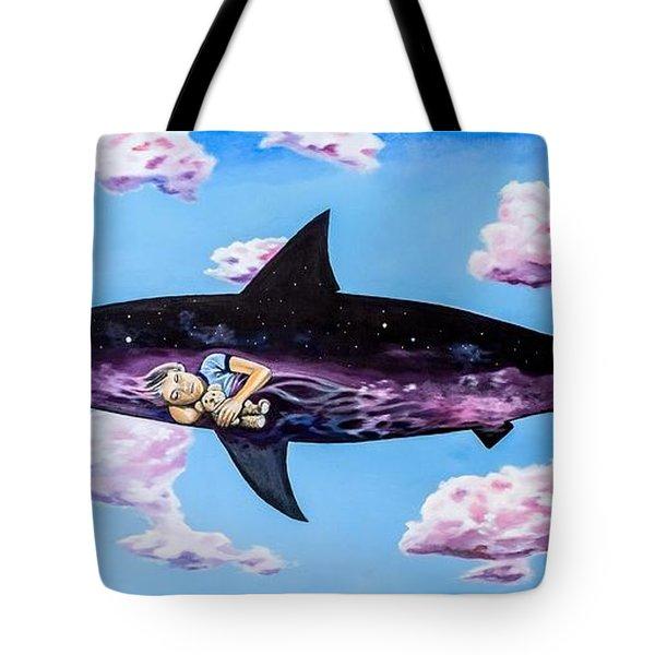 Dangerous Child Tote Bag