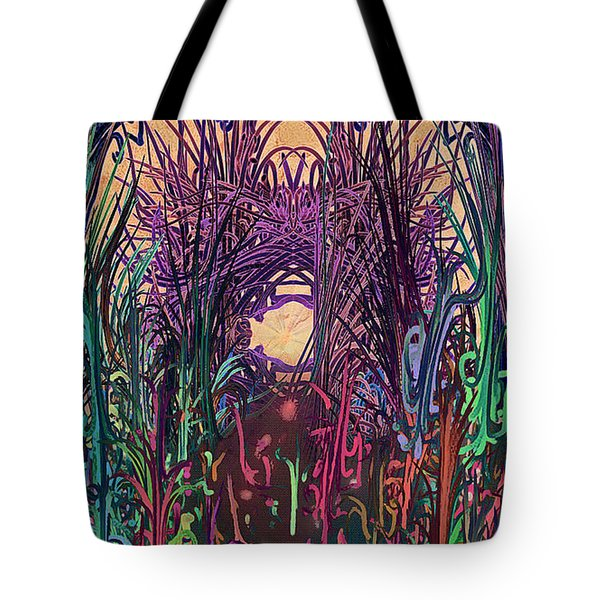 Dangerous Path Tote Bag