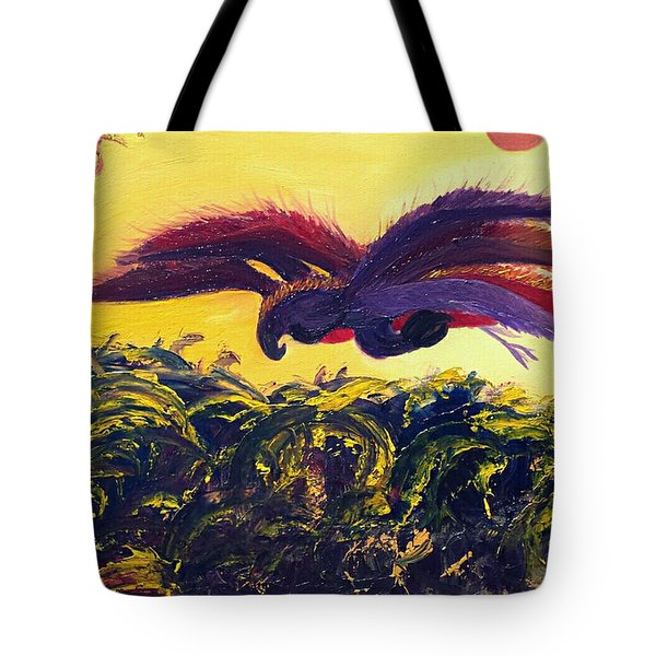 Dangerous Waters Tote Bag