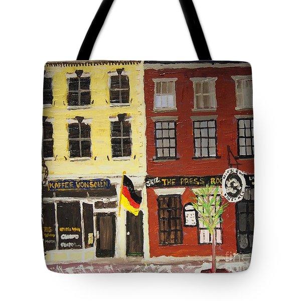 Daniel Street Duo Tote Bag
