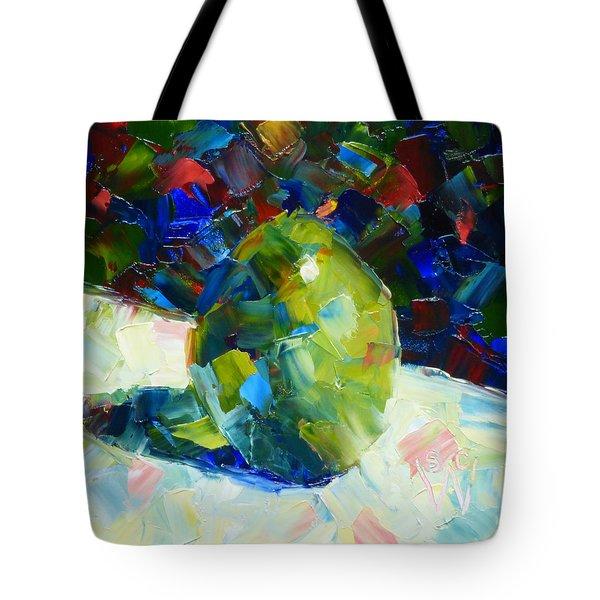 D'anjou Dance Tote Bag