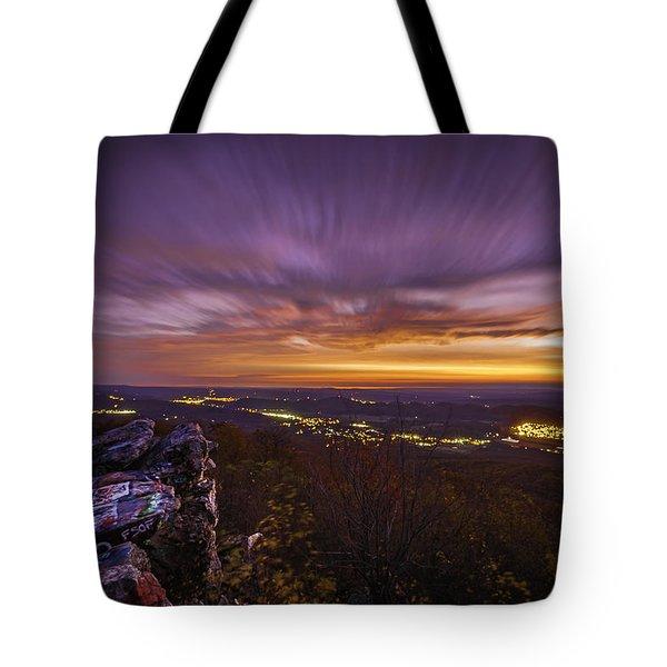 Dan's Rock Tote Bag