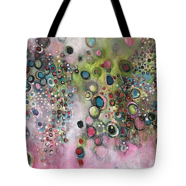 Tote Bag featuring the painting Dante's Divine Valentine by Laurie Maves ART