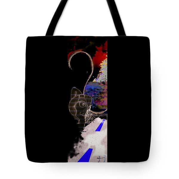 Danza Tote Bag