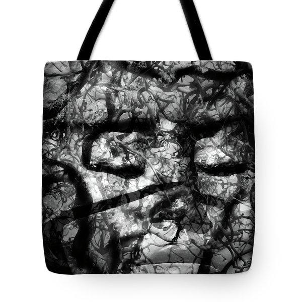Daphne Sacrifice Tote Bag by Angelina Vick