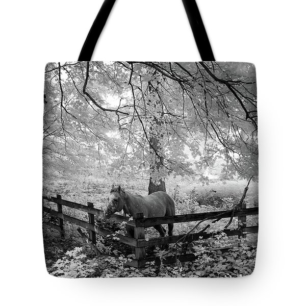 Dappled Horse Tote Bag