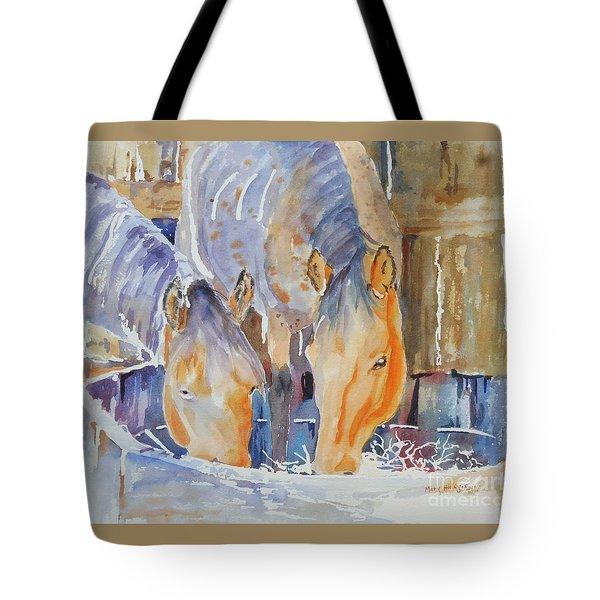 Dappled Sunlight Tote Bag