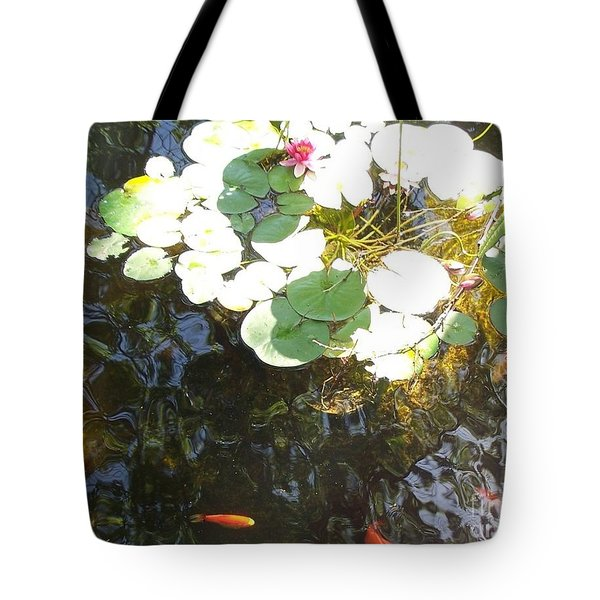 Dappled Tranquility  Tote Bag