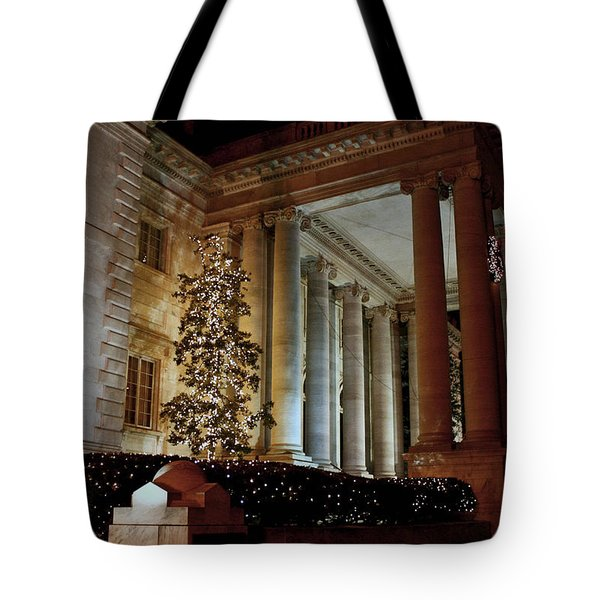Dar Memorial Continental Hall Tote Bag