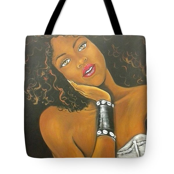 Dare To Be Different Tote Bag by Jenny Pickens