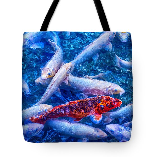 Dare To Stand Out Tote Bag by Swank Photography