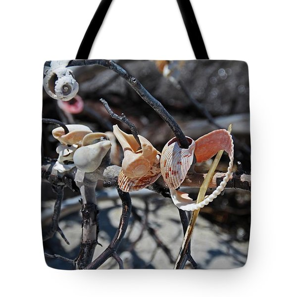 Tote Bag featuring the photograph Dare To Touch by Michiale Schneider
