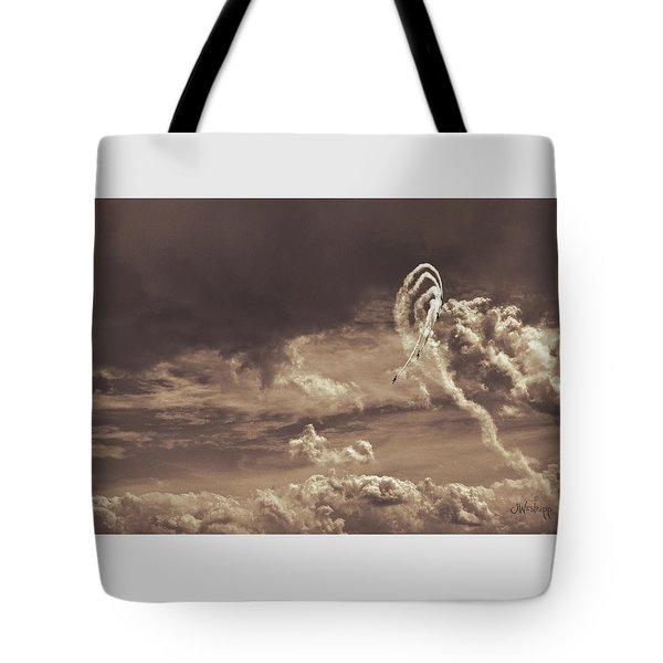 Daredevilry Tote Bag