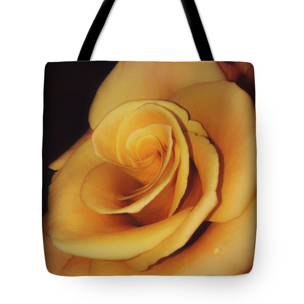 Dark And Golden Tote Bag