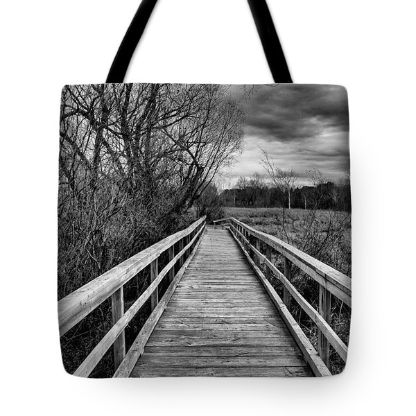 Dark And Twisty Tote Bag