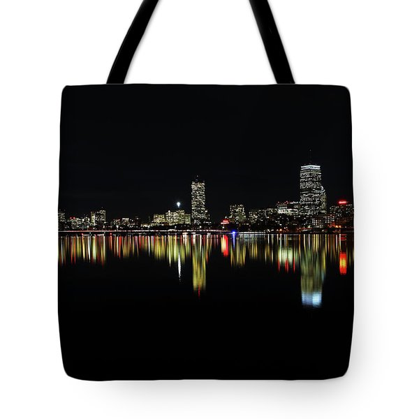 Dark As Night Tote Bag by Juergen Roth