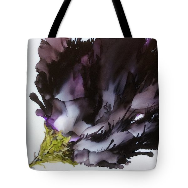Dark Beauty Tote Bag by Pat Purdy