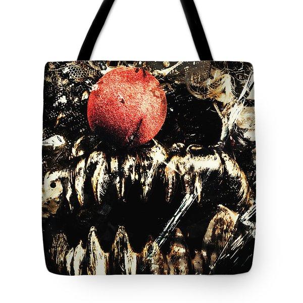 Dark Carnival Art Tote Bag