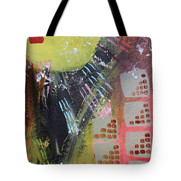 Dark City Tote Bag