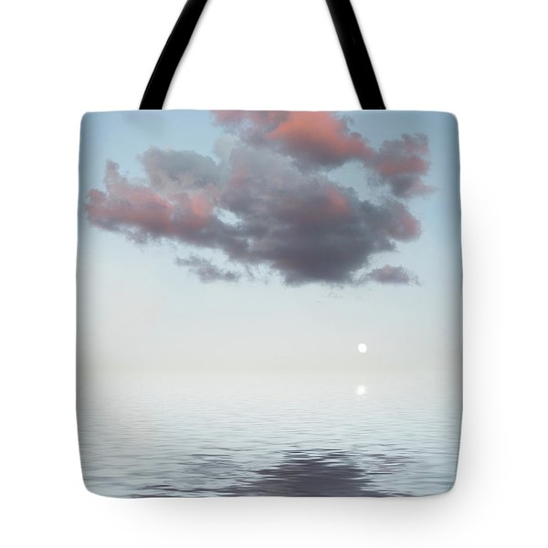 Dark Cloud Tote Bag by Jerry McElroy