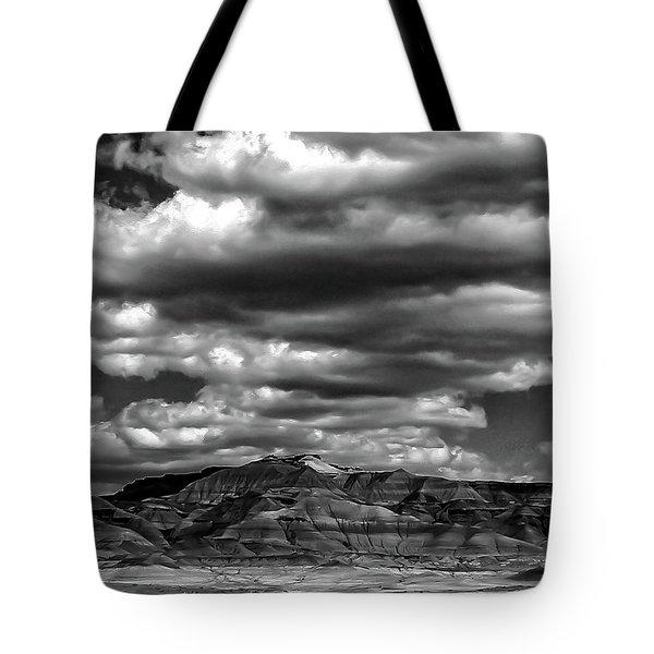 Dark Days Tote Bag