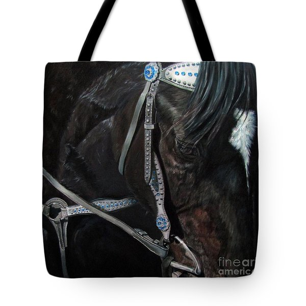 Dark Gem Tote Bag