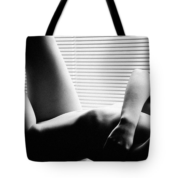 Dark Girl 2 Tote Bag by Eivydas Timinskas