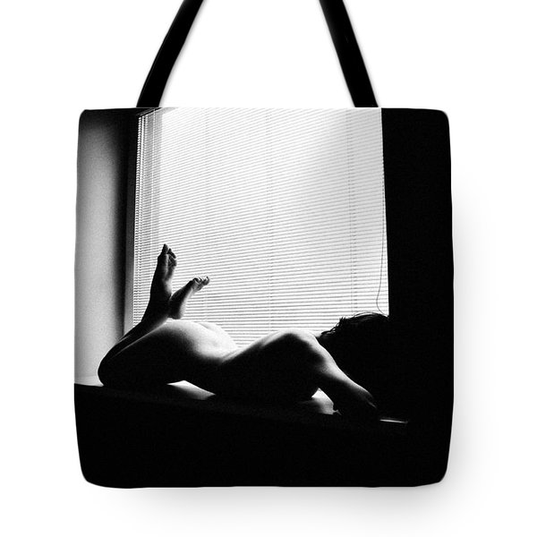 Dark Girl 4 Tote Bag by Eivydas Timinskas