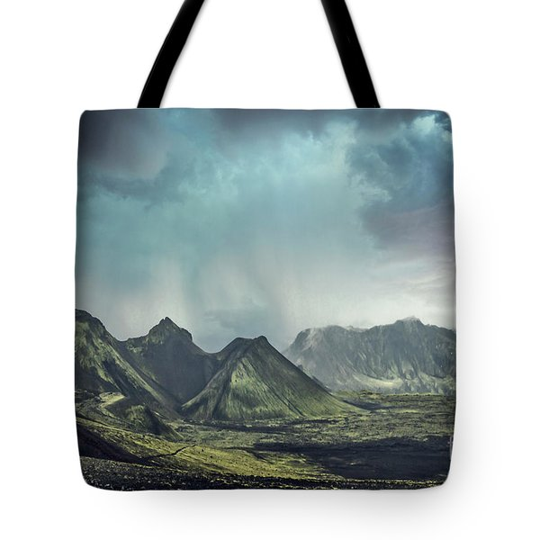 Dark Gods Arise Tote Bag