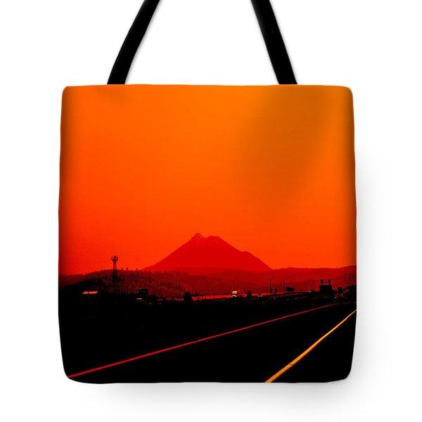 Dark Hill Road 2015 Tote Bag