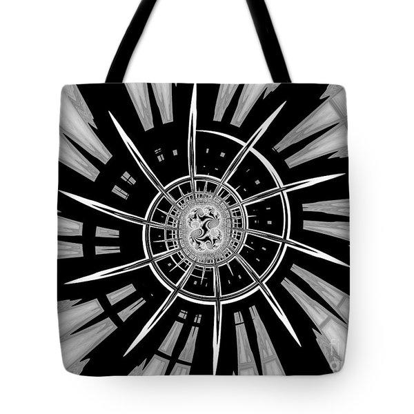 Dark Liberty Tote Bag